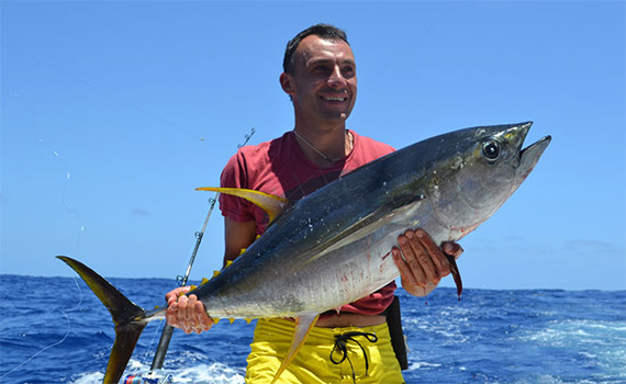 Bank Fishing Expedition Mauritius