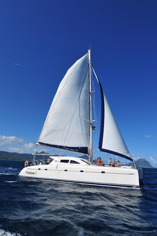 Best Catamaran Trips around Mauritius